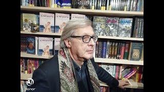 19.01.2019 BISCEGLIE Intervista a Vittorio Sgarbi