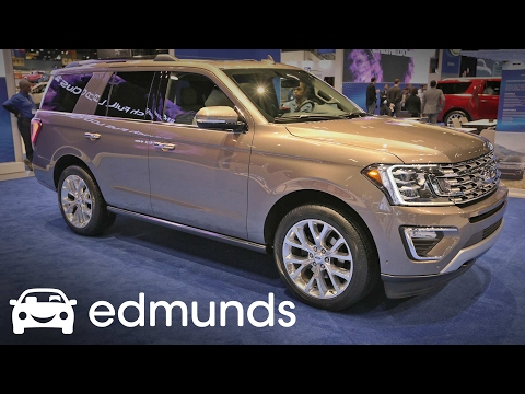 2018 Ford Expedition First Look Review | Edmunds