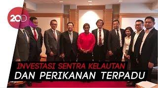 Menteri Susi Ajak Pengusaha Jepang Investasi di Indonesia