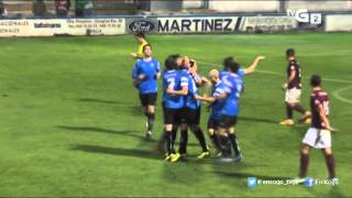 Peña Sport - Pontevedra CF goles