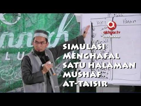 Quran At Taisir Ustadz Adi Hidayat 42