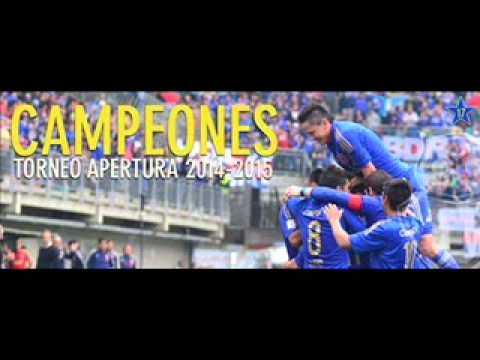 U.De Chile Campeon Apertura Scotiabank 2014 (Audio ADN Radio Chile 91.7)