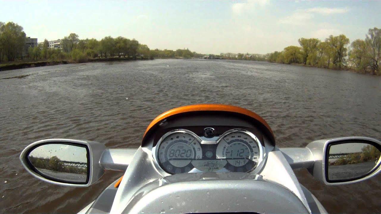 инструкция для гидроцикла rxp 215 2007 года