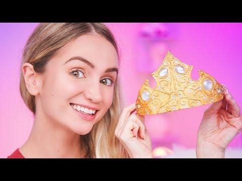 DIY Sleeping Beauty Crown | How to Make Aurora's Crown