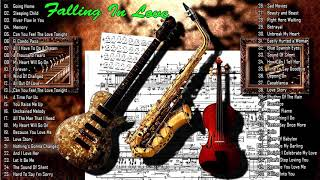 The Very Best of Romantic Saxophone, Guitar, Piano, Violin Music 🎸 Best Relaxing Instrumental Music