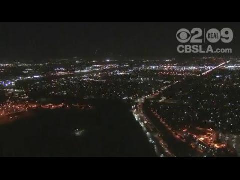 LIVE: Police Pursuit Of Stolen Car