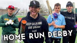 HOME RUN DERBY with the Baseball Bat Bros
