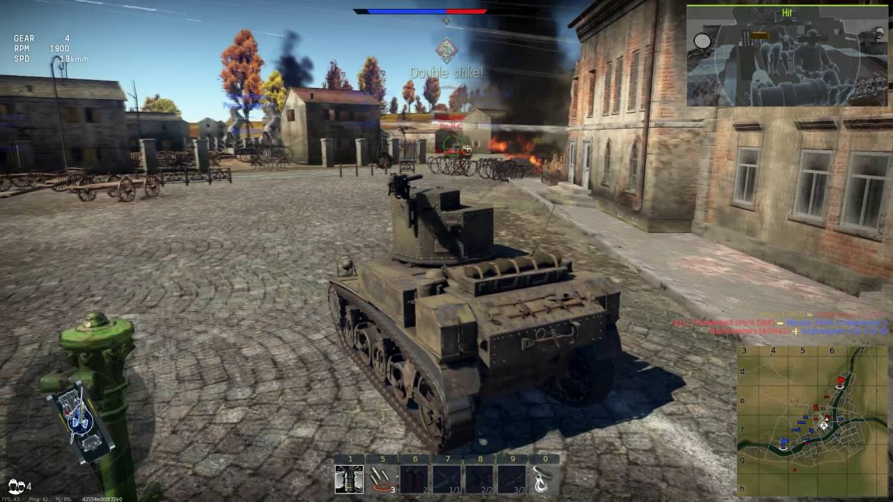 war thunder stuart