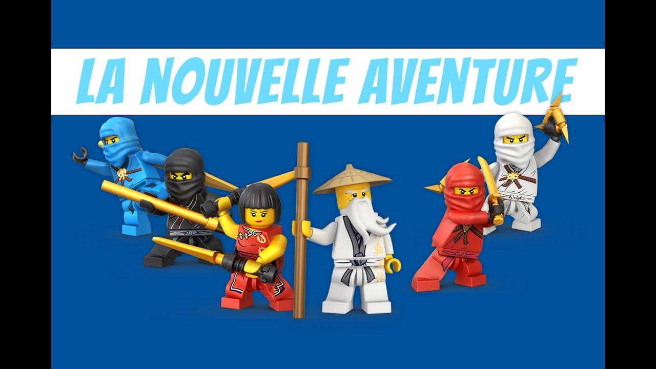 Ninjago saison 1 pisode 8 youtube - Lego ninjago nouvelle saison ...