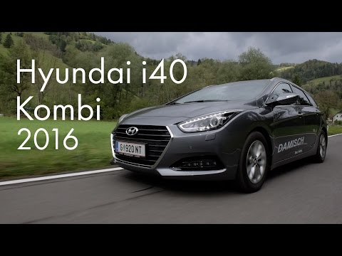 Hyundai i40 Kombi 2016
