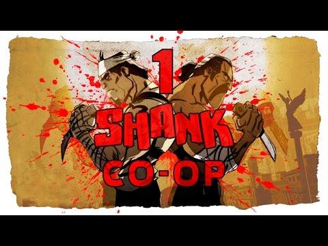 Прохождение игры Shank - Часть 1: Стрип-клуб | Босс: Байкеры  (кооператив)