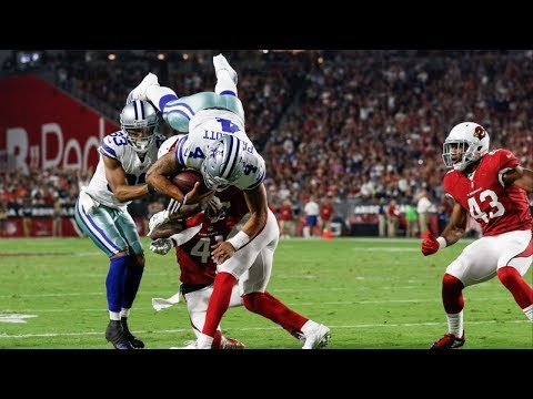 Cowboys vs. Cardinals Week 3 Game Highlights | NFL