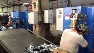 ElbowStitcher - на производстве(