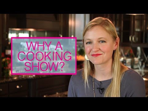 Why A Cooking Show? | The Farmer & The Foodie