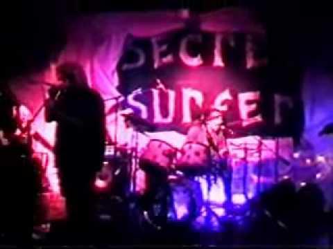 Secret Surfer - live at Rockdomizil/Amberg/Bavaria, their very last gig