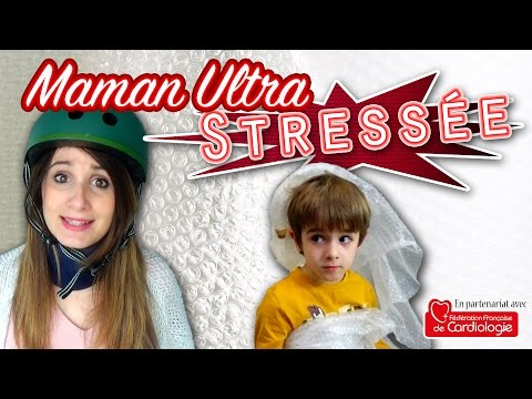 LA MAMAN ULTRA STRESSÉE 😫😫😫 ANGIE LA CRAZY SÉRIE