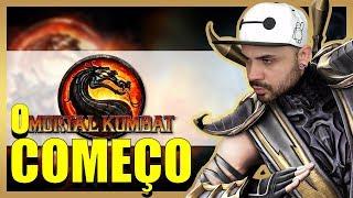 MODO HISTORIA - Mortal Kombat 9