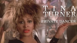 Watch Tina Turner Private Dancer video
