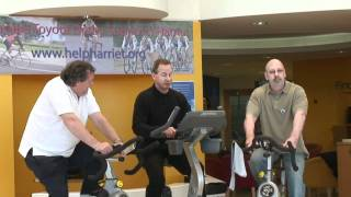 Inchcape Toyota - Help Harriet Cycle Event .