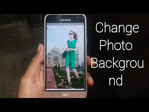Change Photo Background on Android | Best Background Changer App | thumbnail
