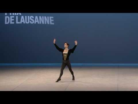 Wegrzyn Stanislaw, 423 - Prize Winner - Prix de Lausanne 2017, classical