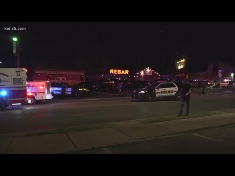 Eight people shot at northside bar overnight