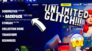 New Working Unlimited Backpack GLITCH Is Back in Fortnite Save The World