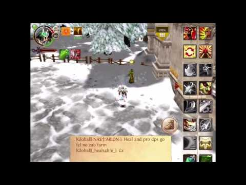 Order And Chaos Online - Trial Field Of The Limit - Guard