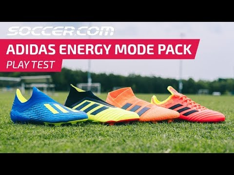 adidas World Cup Energy Mode Pack Play Test Review - YouTube 1293df6b4