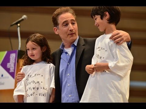 The God Particle with Brian Greene (full session)