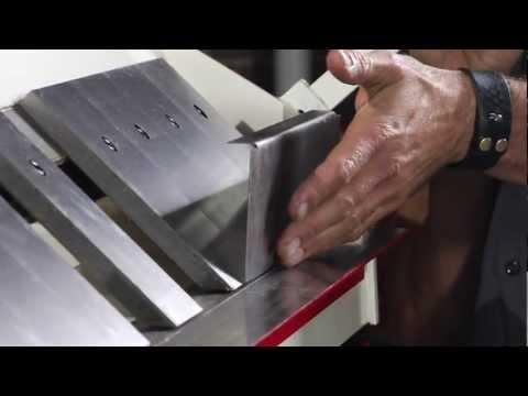 JET Box and Pan Brake Metalforming Demo