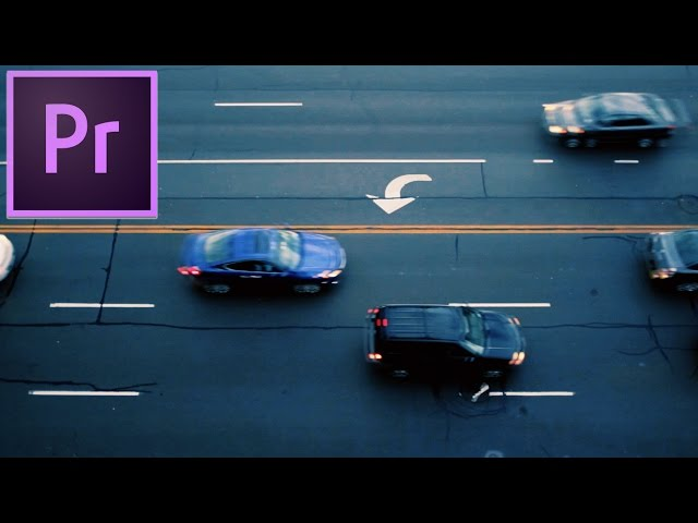 Adobe Premiere Pro CC Tutorial: How to create a Stop Motion like Video Effect using Posterize Time