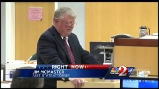 Jury deliberating sentencing for Brandon Bradley