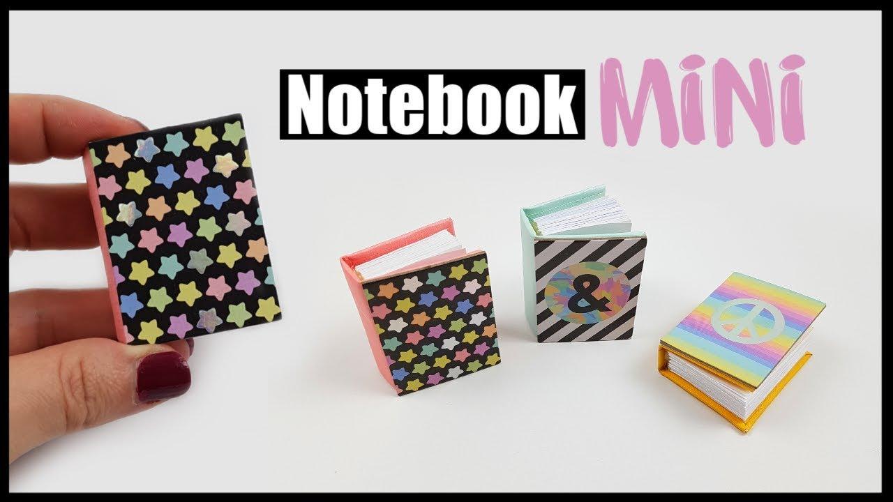 Mini Notebook Diy Idées Rapide Facile Avec Du Carton En Français