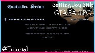 Cara Setting Joy Stik untuk GTA San andreas diPC