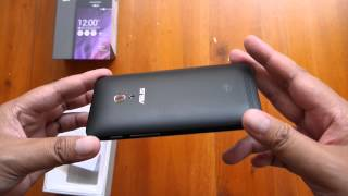 Unboxing ASUS Zenfone 4s A450CG (Indonesia)
