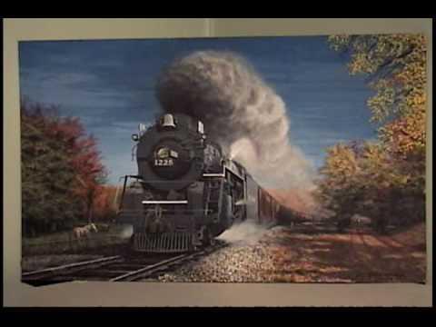 DEAN HANSON- RAILROAD ARTIST Grand Rapids, MI. If ...