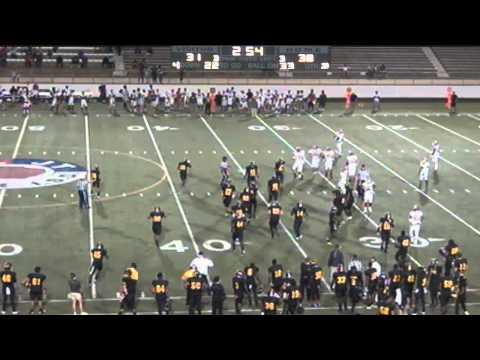 Football:  Tyler vs Navarro College
