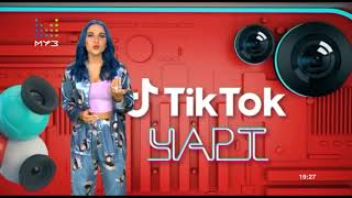 TikTok чарт. Выпуск за 20.01.2021
