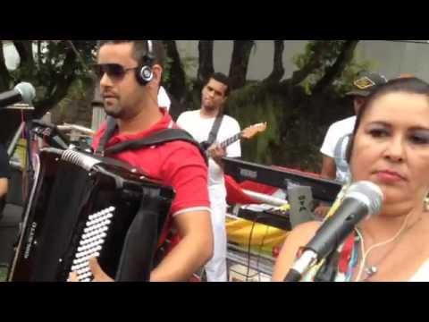 Marquinhos Café no Campo Grande, Carnaval de Salvador 2015