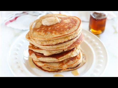 Healthy Banana Pancake Recipe: Easy Paleo Recipe