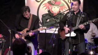 "TOMMY CASTRO BAND - ""A GOOD FOOL IS HARD TO FIND"" with Bobby Murray"