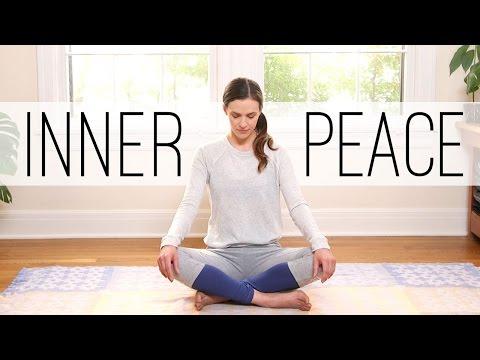 Meditation For Inner Peace - Yoga With Adriene