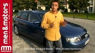 2001 audi a4 avant review with richard hammond