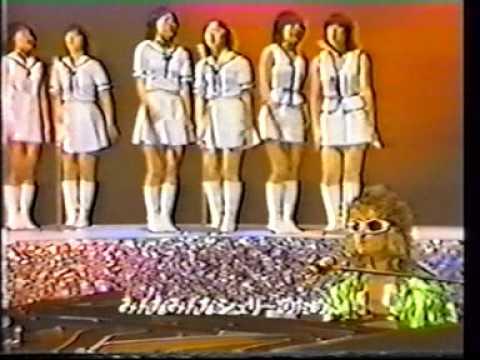 """Michel Polnareff - """"TOUT TOUT POUR MA CHERIE"""" Japan TV Sept. 1979"""