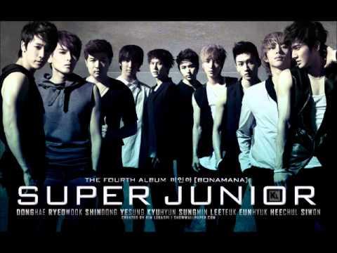 Super Junior Ballad Song's