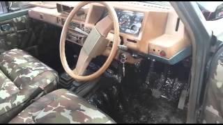 Nissan Patrol/Safari Pickup with Toyota Lexus V8