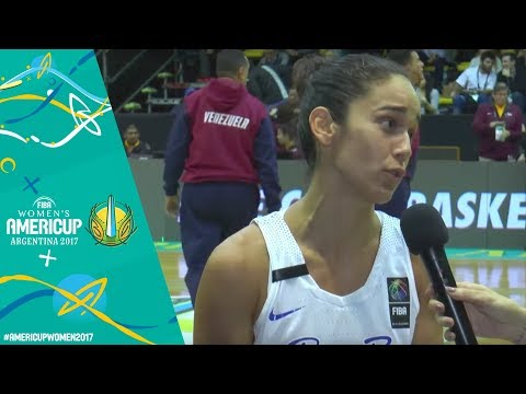 Puerto Rico v Paraguay - Post Game Show - FIBA Women's AmeriCup 2017
