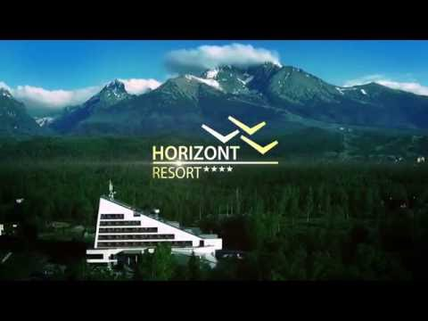 Horizont Resort **** - the most modern hotel in High Tatras in Slovakia