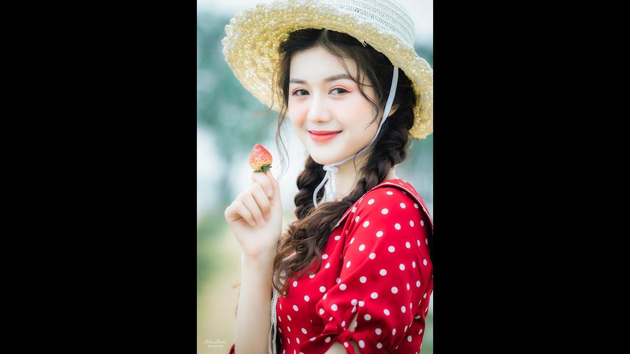 Nghe nhạc ngắm gái xinh – Chụp ảnh đẹp Hà Nội – Chụp ảnh chân dung ngoại cảnh – SilverStudio